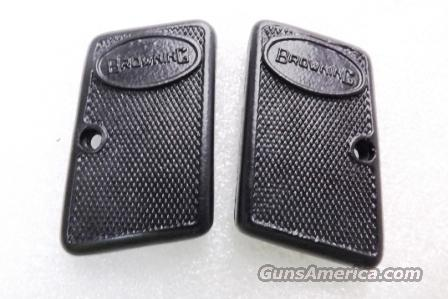 Browning Baby 25 Automatics Grips Black Polymer Triple K New GR1823G Model of 1905   Non-Guns > Gun Parts > Grips > Other