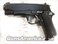 Star 9mm Model BM 9 Compact Israeli Police 1980 VG  Colt Officer's ACP Ancestor PD type Blue Steel 9 Shot BM9 BM-9 Spain Echeverria  Surplus Pistols & Copies