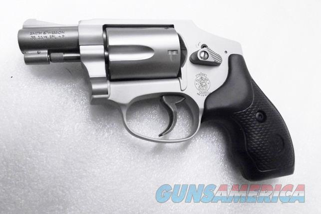 S&W .38 Special +P model 642-2 Lock Airweight Centennial Stainless 38 Spl NIB 163810 Smith & Wesson California Compliant CA OK 2% Off w/o Credit Card Grip Option  Guns > Pistols > Smith & Wesson Revolvers > Pocket Pistols