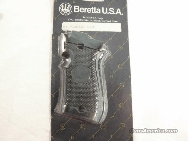 Beretta Factory Grips for model 86 Tip Up Cheetah 380 Polymer New GRJG86P   Non-Guns > Gun Parts > Grips > Other