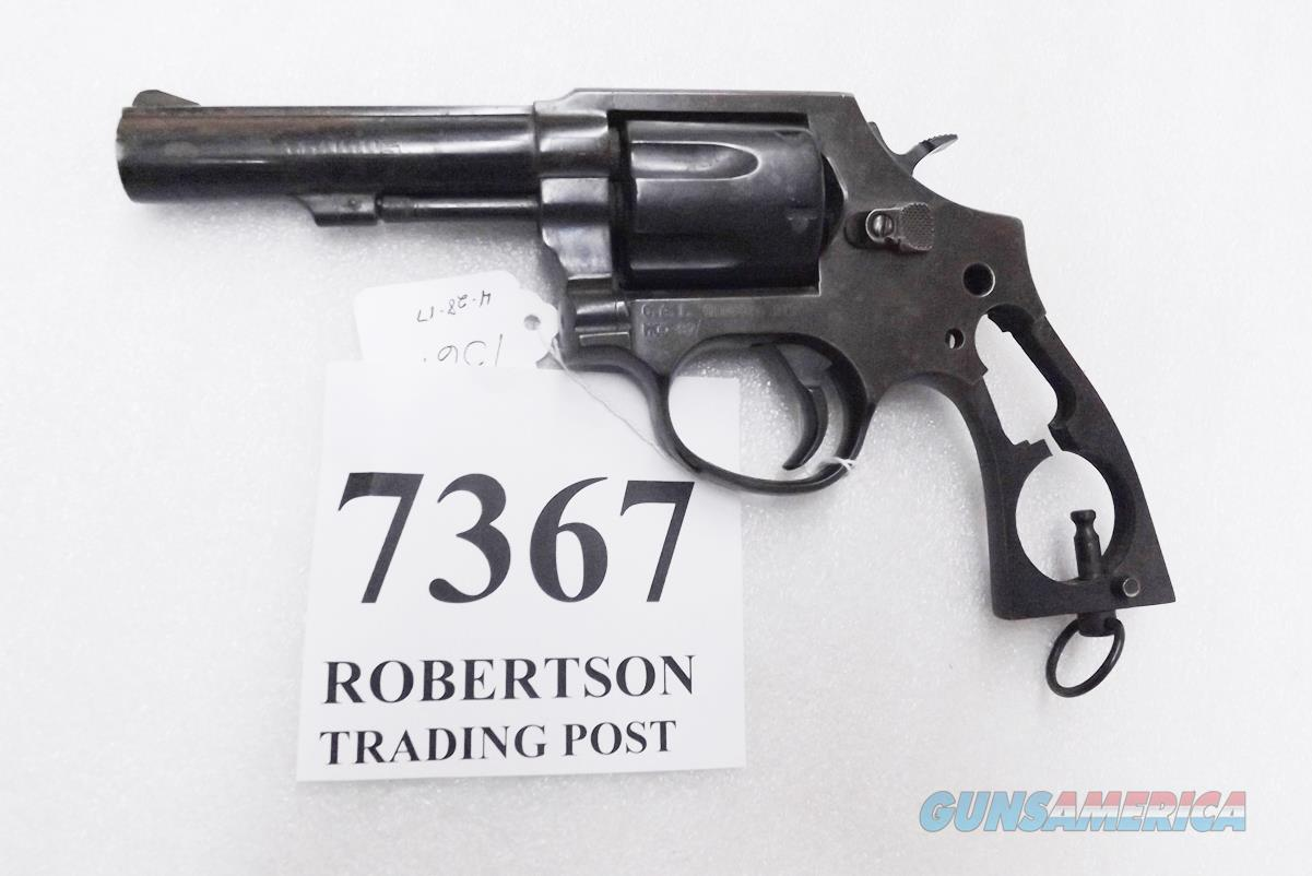 Taurus .38 Special Model 82 Incomplete Needs Mainspring Assembly Blue 4 inch Heavy Barrel 38 Spl 6 Shot Steel Frame 1980s 2820041 Mostly All there  Guns > Pistols > Taurus Pistols > Revolvers