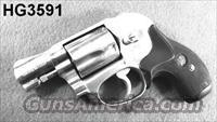 S&W .38 Spl 649 Bodyguard Stainless VG 1986   Guns > Pistols > Smith & Wesson Revolvers > Full Frame Revolver