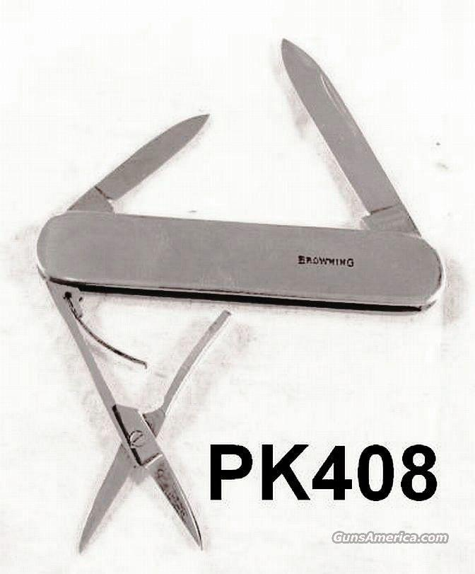 Knife Browning German Stainless Medic Knife Excellent 1970s-80s #PK408  Non-Guns > Knives/Swords > Knives > Folding Blade > Imported