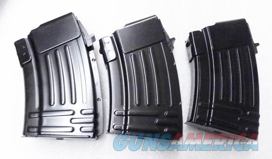 10 AK47 Magazines 10 Round All Steel KCI Korea 7.62x39 AK Semi 76239 New Steel AK4710RM Teflon Finish   Non-Guns > Magazines & Clips > Rifle Magazines > AK Family
