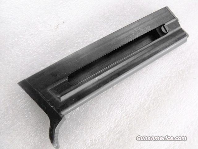 FIE model E22 Pistol Excam Factory 10 round Magazine for GT22 Pistol Blue Steel 22 LR Long Rifle Caliber F.I.E. Tanfoglio Italy 1990s production old stock new and unfired  Non-Guns > Magazines & Clips > Pistol Magazines > Other