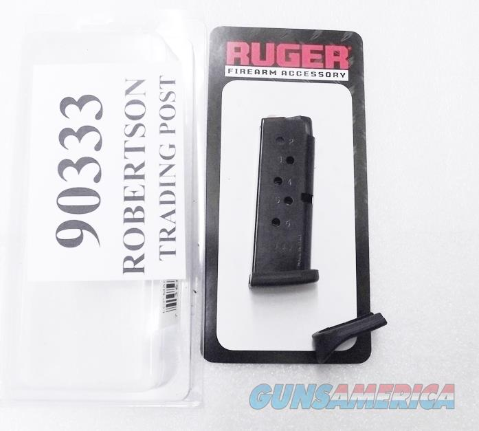 Ruger LCP .380 Pistol Factory 6 round Magazine 90333 MAG-6 NIB Blue Steel 2 Floorplates Flat & Finger rest Buy 3 Ships Free!   Non-Guns > Magazines & Clips > Pistol Magazines > Other