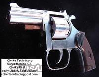 Clerke Technicorp .22 LR Clerke First ca. 1970 Cheap Gun  FIE Pistols