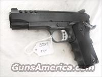 Griffon .45 ACP South African Steel Frame Colt Commander style 1911A1 Combat Ported Night Sights Excellent in Original Box 2 Magazines   Guns > Pistols > 1911 Pistol Copies (non-Colt)