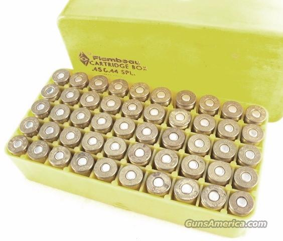 Ammo: Buford Pusser Colleague .45 ACP Reloads Vintage 1960s Box 45 Automatic  Non-Guns > Collectible Cartridges