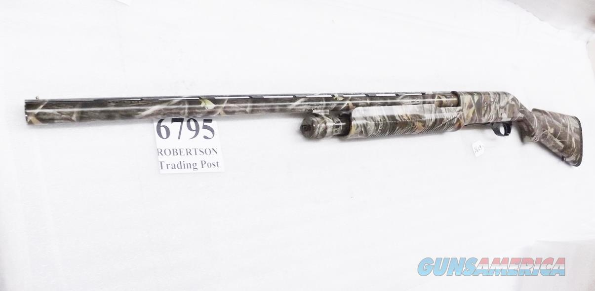 Akkar 12 gauge Model 335 Master Mag 3 1/2 inch Super Mag  Pump Camo 28 inch Ported Barrel 1 .701 Rem-Choke 34141 Excellent in Box Charles Daly Importer 2011  Guns > Shotguns > AKKAR