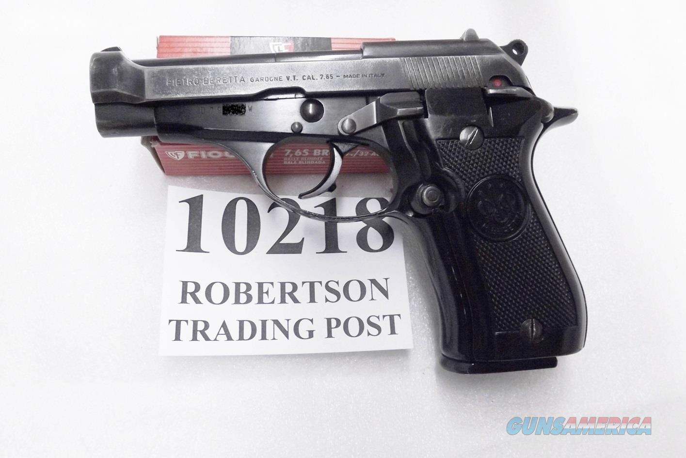 Beretta .32 ACP model 81 Cheetah 1981 Italian Corrections Issue VG Condition 1 – 12 Round Magazine J81F200M type $15 ship   Guns > Pistols > Beretta Pistols > Cheetah Series > Model 81