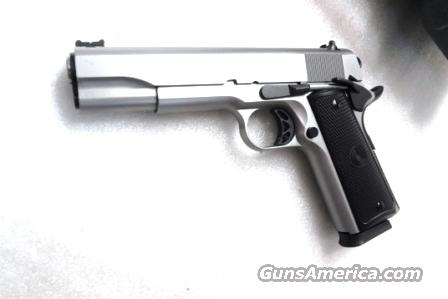 Para USA .45 GI Expert Stainless 9 Shot 2 Magazines Smooth Slick Well Made Colt 1911A1 Clone 45 Automatic Government Size 5 inch Para-Ordnance  $100.00 Mail In Rebate!  Guns > Pistols > Para Ordnance Pistols