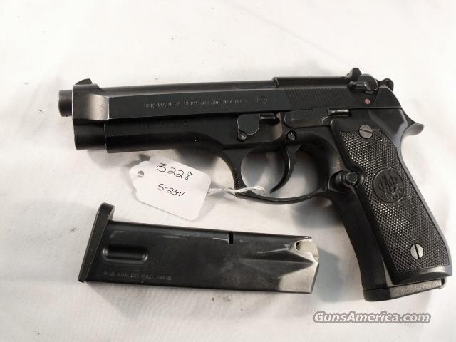 Beretta 9mm Model 92F 1990 Los Angeles County Sheriff's Department VG with 2 LE15 Round Magazines  Guns > Pistols > Beretta Pistols > Model 92 Series