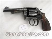 Smith & Wesson 38 Special model 10-5 Pinned Barrel 4 inch Pencil 1967 LTV Vietnam A-7 Corsair Producer Security Revolver    Guns > Pistols > Smith & Wesson Revolvers > Full Frame Revolver
