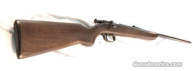 Remington .22 Targetmaster model 41 Single Shot VG 26 in 1959  Guns > Rifles > Remington Rifles - Modern > .22 Rimfire Models