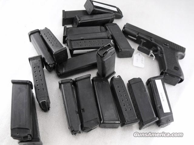 Magazine Glock 19 LE Marked 15 Shot High Capacity 1996 VG Tampa PD Clip   Non-Guns > Magazines & Clips > Pistol Magazines > Glock
