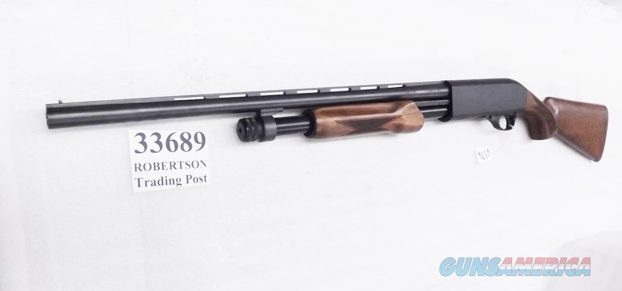 Akkar 20 gauge Youth Walnut Model 300 Pump 22 inch Barrel 3 inch Chamber 12 5/8 in LOP Rem-Choke Tube 33689 Exc in Box 2010 Production  Guns > Shotguns > AKKAR