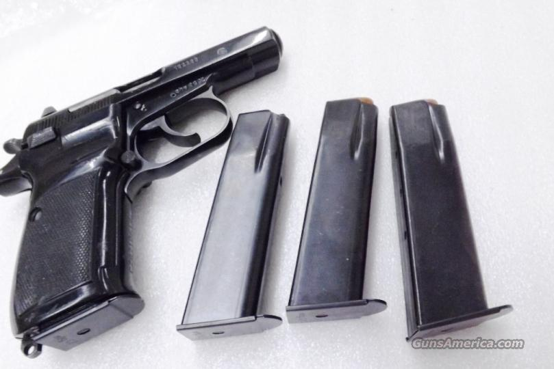 3 CZ-83 .380 or CZ-82 9x18 Makarov Factory 12 Shot Magazines 3x$19 Ceska Zbrojovka CZ83 CZ82 Clip CZ 83 CZ 82 New Unfired Blue Steel 380 automatic 9mm Mak XMCZ8212 Buy 3 Shipping's Free!  Non-Guns > Magazines & Clips > Pistol Magazines > Other