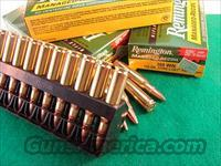 Ammo: .308 Managed Recoil Remington 125 PSP Core-Lokt  Non-Guns > Ammunition