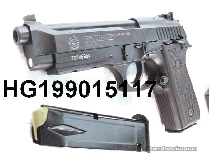 Taurus 9mm model PT99 Adjustable Sights Blue 18 Shot Rail NIB 2 High Capacity Magazines Beretta 92FS Descendant   Guns > Pistols > Taurus Pistols/Revolvers > Pistols > Steel Frame