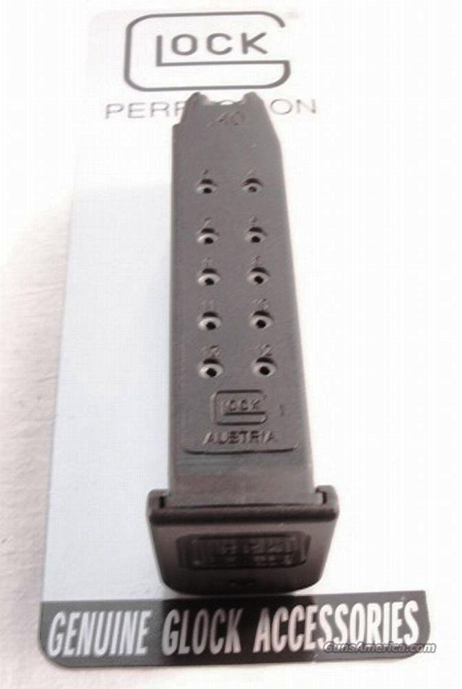Glock 23 Factory 13 round Magazines .40 S&W or .357 Sig model 32 New MF23013 Buy 3 Ships Free  Non-Guns > Magazines & Clips > Pistol Magazines > Glock