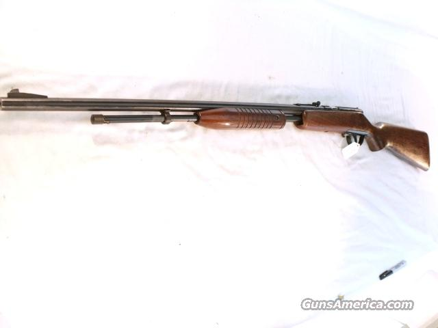 Noble .22 Pump model 235G VG 1950s  Guns > Rifles > Remington Rifles - Modern > .22 Rimfire Models