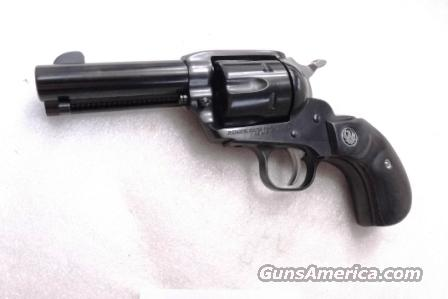 Ruger New Vaquero .45 ACP Talo Special Sheriff's Model Birdshead Grip Frame 3 3/4 inch Blue   Guns > Pistols > Ruger Single Action Revolvers > Cowboy Action