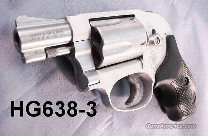 S&W 638-3 .38 Special Airweight Bodyguard SS NIB 38 spl +P Smith & Wesson 163070  Guns > Pistols > Smith & Wesson Revolvers > Pocket Pistols