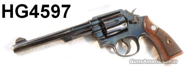 S&W .38 Special 10-5 Blue 6 inch Exc 1964  Guns > Pistols > Smith & Wesson Revolvers > Model 10