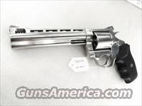 Rossi Interarms .357 Mag Model 971 VRC Stainless 6 inch Vent Rib Compensated Excellent ca. 1993 .38 Special and 357 Magnum Interchangeably   Guns > Pistols > Rossi Revolvers