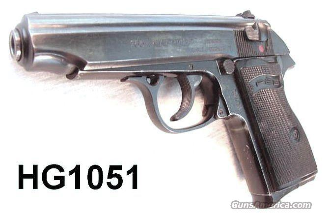 Walther Police Pistol Copy .32 ACP FEG Hungarian VG-Exc.  Guns > Pistols > FEG Pistols