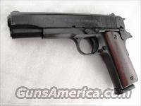 Rock Island 1911A1 .45 ACP Armscor Government 5 inch Parkerized NIB 45 Automatic  NO C&R  Surplus Pistols & Copies