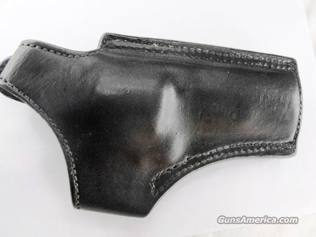 Smith & Wesson 29 629 57 58 N Frame 4 inch Tex Shoemaker Holster GL31HLFU Near Mint 1980s manufacture   Non-Guns > Holsters and Gunleather > Police Belts/Holsters