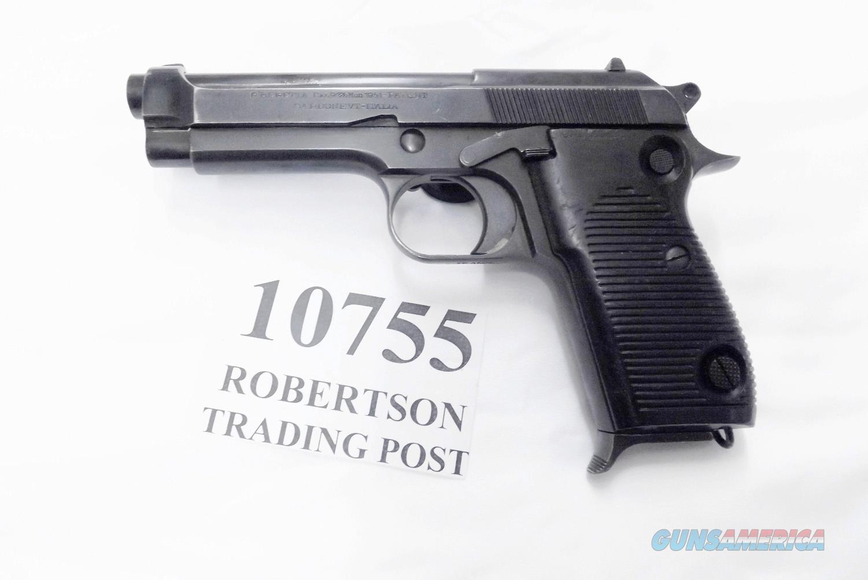 Beretta 9mm M1951 9 Shot All Steel 1957 Manufacture Italian  Carabinieri VG Dark Bore 1 Mag C&R CA OK  Guns > Pistols > Beretta Pistols > Rare & Collectible