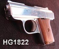 Raven MP-25 .25 Auto Nickel 1980s  Guns > Pistols > R Misc Pistols