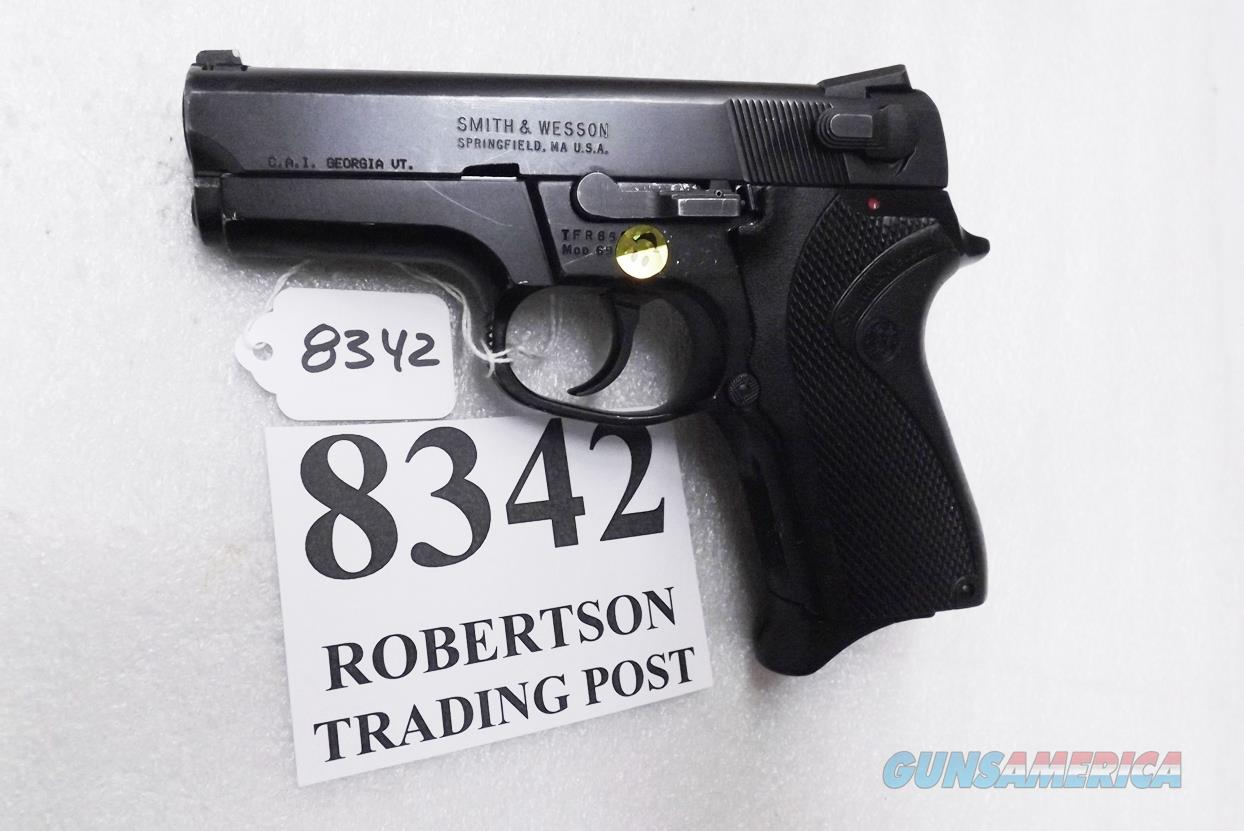Smith & Wesson 9mm model 6904 Lightweight 1994 Production 13 Shot Compact 3 Dot 3 Safeties 1 Magazine 103106 S&W   Guns > Pistols > Smith & Wesson Pistols - Autos > Alloy Frame