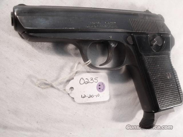 CZ-70 .32 ACP Czech Police 1976 CZ70 32 Automatic Not C&R Eligible  Guns > Pistols > Surplus Pistols & Copies