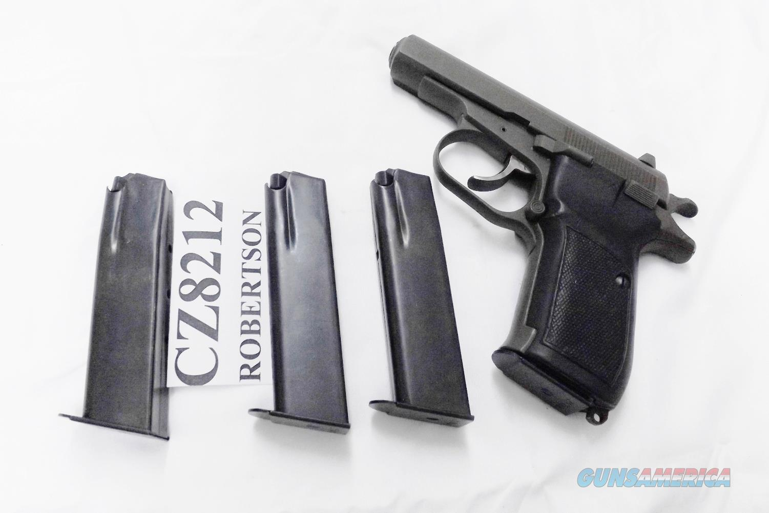3 CZ-83 .380 or CZ-82 9x18 Makarov CZ Military 12 round Magazines $26 each Blue Pressure Treated New XMCZ8212 Free Shipping Lower 48!  Non-Guns > Magazines & Clips > Pistol Magazines > Other