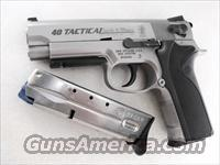 S&W .40 Tactical 4006TSW Rail 2 Magazines 2001 Watsonville CA PD  Guns > Pistols > Smith & Wesson Pistols - Autos > Steel Frame