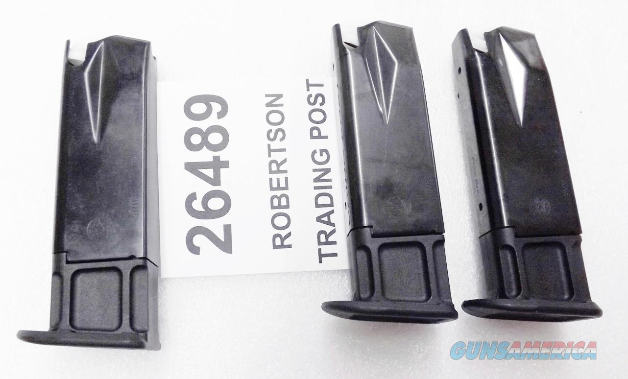 3 Smith & Wesson SW99 Factory 10 Shot Magazines Walther P99 P990 MR Eagle Fast Action 9mm 26489 FA910 Walther 19278 type $16 ea Free Ship L48  Non-Guns > Magazines & Clips > Pistol Magazines > Smith & Wesson