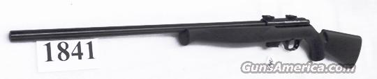 Mossberg .17 HMR model 817 Bolt Action 21 inch Blue & Synthetic 6 Shot Clip Fed Weaver Scope Bases CBC Brazil Lightweight Excellent Condition Factory Box 17 Hornady Magnum Caliber 37050   Guns > Rifles > Mossberg Rifles > Other Bolt Action