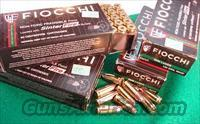 Ammo: 9mm Fiocchi 100 gr +P Frangible 50 Box CLOSEOUT  Non-Guns > Ammunition