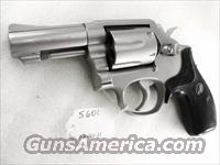 S&W .357 Mag model 65-5 Stainless 3 inch Heavy Barrel Round Butt 1989 Excellent Bead Blast Refinish 357 Magnum Smith & Wesson   Guns > Pistols > Smith & Wesson Revolvers > Full Frame Revolver