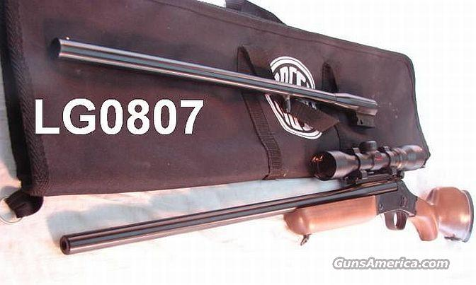 Rossi .243 Combo Rifle w/20 ga, 3x9 Scope & Case Brazilian Walnut  Guns > Rifles > Rossi Rifles > Other