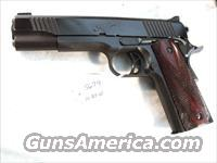 Kimber .45 ACP Classic Custom Royal 1997 mfg Excellent in Box   Guns > Pistols > Kimber of America Pistols