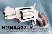 North American .22 LR Mini Revolver 1 in SS 5 Shot NIB  Derringer Modern