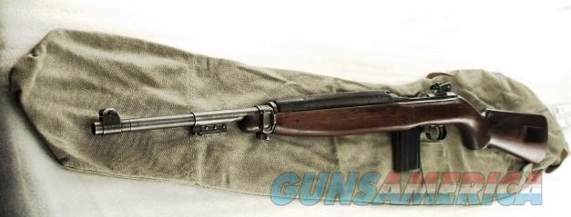 Case, U.S .30 M1 Carbine 97 Trench Gun Shotgun Mil-Spec 43 inch OD Green / Tan Canvas Leather Reinforced Brass Zipper Authentic WWII Replica Boyt Knockoff Buy 3 Ships Free!   Non-Guns > Gun Cases