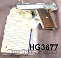 Davis .32 ACP P-32 Parts Auto VG Condition   Gun Parts > Misc > Pistols