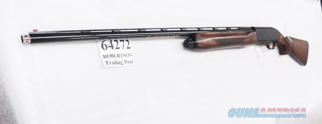Akkar 600S Auto 28 Gauge Sporting 30 inch Blue Walnut Beretta AL Type Gas Operated 2012 Exc in Box 1 Mobil Choke Tube 64272 Charles Daly Importer  Guns > Shotguns > AKKAR