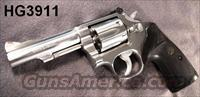 S&W .38 Special 67-1 SS 4 in AS Exc 1981 Pinned Barrel   Smith & Wesson Revolvers > Full Frame Revolver